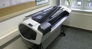 Plotter HP Designjet T1300ps aus Potsdam