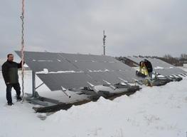 Kontrollmessung von Solaranlagen in Nuthetal