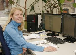 Unser Team - Annika Hikel