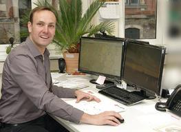 Unser Team - David Bornemann