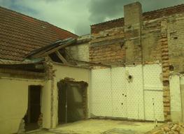 Aufmaß von Altbauten bei Treuenbrietzen