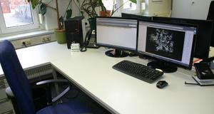 häuslicher Arbeitsplatz in Luckenwalde